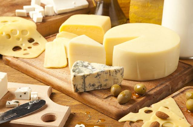 El queso previene la caries